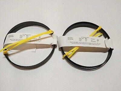 52 X 12 X 0.25 Benchtop Metal Cutting Bandsaw Blade 18 Tpi M42 Bimetal