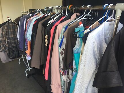 GARAGE SALE - WOMEN'S AND MEN'S CLOTHES, JEWELLERY AND MORE!