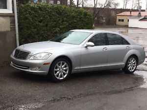 Mercedes Benz S550 2007 4matic