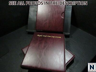 NobleSpirit No Reserve (SR) Desirable Great Britain & WW 2 vol FDC Album Coll.
