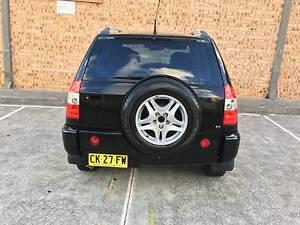 *2011 SUV FWD**Auto**Leather Seats**Shiny Body**Cd/Radio*** Kingsgrove Canterbury Area Preview