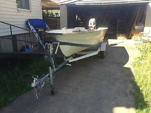 Boat for sale + accessories Slacks Creek Logan Area Preview