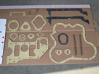 Bottom Gasket Set For Perkins Massey Ferguson Mf 35 50 F-40 Industrial 20 203