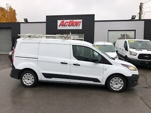 2014 Ford Transit Connect shelving and ladder rack