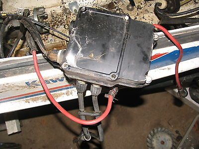 KAWASAKI 440 550 ELECTRONICS BOX