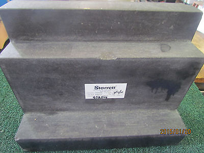 Starrett Granite Right Angle   B-0406-60