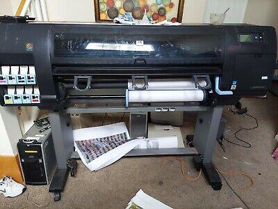 Hp Designjet Z6200 42-inch Wide Format Printer