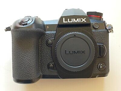 Panasonic Lumix G9 Mirrorless Micro Four Thirds Digital Camera (Body Only)