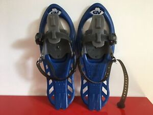 """GV Nyflex Kid 616 16"""" snowshoes for child 40-60lbs"""