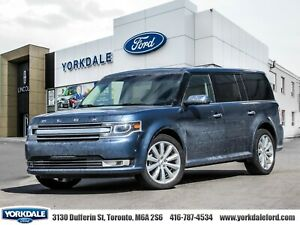 2018 Ford Flex Limited Edition Leather, Moon Roof, Navigation, A