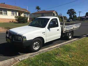 Ford courier turbo diesel East Maitland Maitland Area Preview