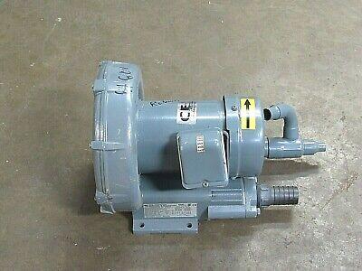 Fuji Electric Ring Compressor Regenerative Blower Vfc409a-7w 3ph 2p 460v