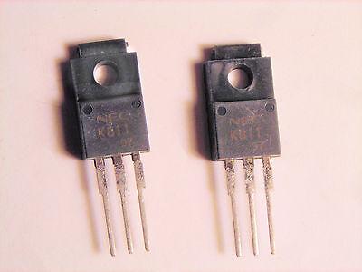 2sk811 Original Nec Fet Transistor 2 Pcs