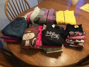 Size 8-10 girls clothing