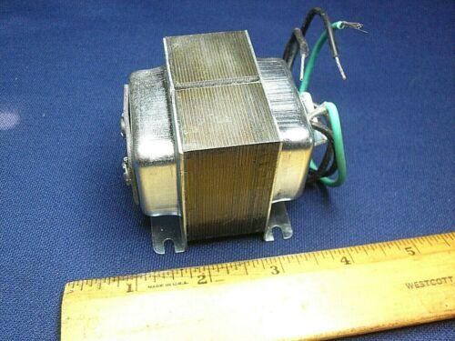 NOS -- Edwards 24 VAC transformer #599