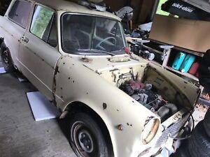 1965 Toyota 700