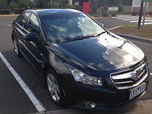 2010 Holden Cruze Sedan Cranbourne Casey Area Preview