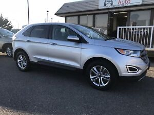 2017 Ford Edge SEL ONE OWNER - PANORAMIC SUNROOF