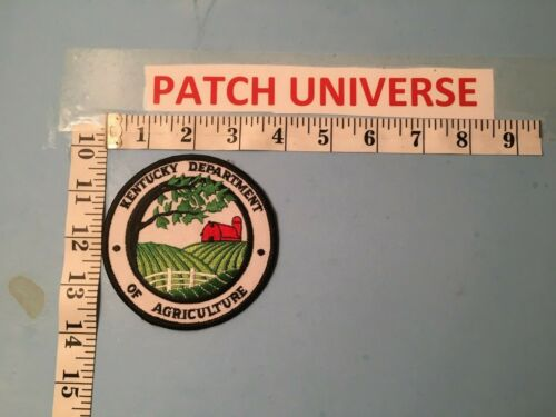 KENTUCKY DEPARTMENT OF AGRICULTURE  SHOULDER  PATCH  L028