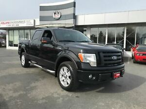 2010 Ford F-150 FX4 4X4 CREW 5.4L V8 Locking Rear Diff