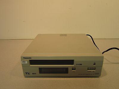 Panasonic Tl950 Time Lapse Video Cassette Recorder Powers Up 120v 50-60hz