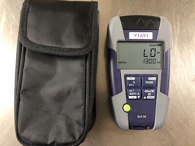 Jdsu Viavi Olp-38 Optical Power Meter With Nylon Case 8501300131015501625nm