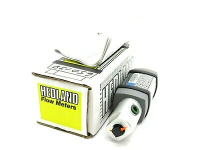 New Hedland H271a-005-ep Flow Meter 1000 Psi 69 Bars Max H271a005ep