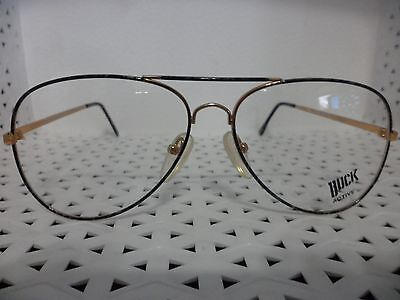 Buck Active by McGee Eye Fashion 30GGT Vintage 80's Mens Eyeglasses (RJ5 @
