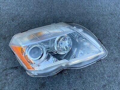 Rechts Seite Xenon Scheinwerfer Montage OEM 10-12 Mercedes GK250 GLK350 X204