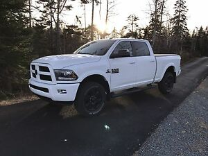2016 Ram 3500 Laramie Sport - LIKE NEW