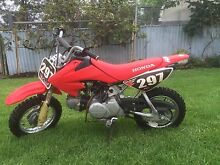 Honda 50crf 2009 model. Muswellbrook Muswellbrook Area Preview