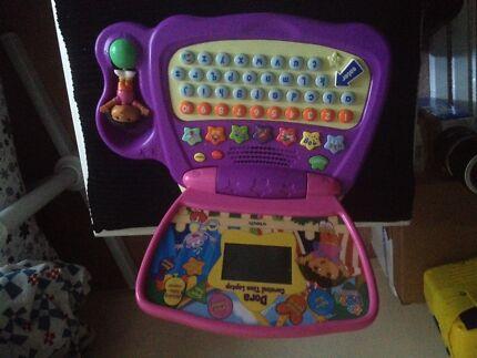 Vtech Dora laptop