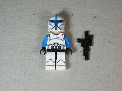Genuine LEGO® Star Wars Clone Trooper Lieutenant Minifigure - from set 75085