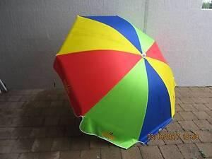Beach Umbrellas Sunrise Beach Noosa Area Preview