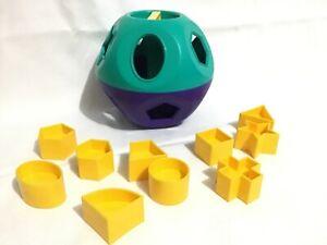 Tupperware Shape o Ball toy sorter Cairnlea Brimbank Area Preview