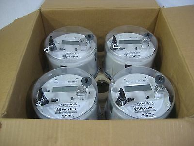 Lot of 100: Landis + Gyr AX-SD Electric Smart Meter CL200 3W 240V 7.2Kh 60hz NIB