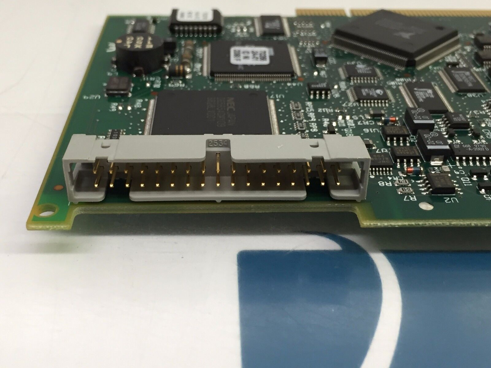 National Instruments Pci Mio 16e 4 Multifunction Daq 12 Bit Card Mouse Retract Micropack Mp Y 212 Usb