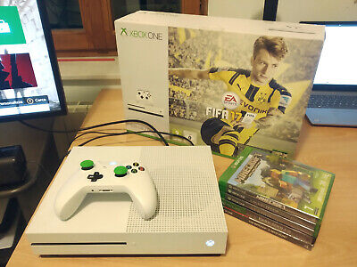Xbox One S (500 Gb) con 5 giochi