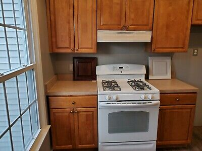 Used Kitchen Cabinets Countertops  Sink-Faucet Set for Sale-Include 3 Appliances
