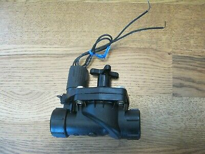NEW Weathermatic 11024FCR-10D Black Max Irrigation Flow Control Valve 1