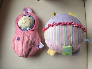 Baby and toddler toys plus miscellaneous items