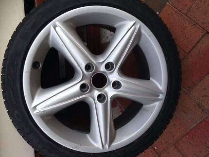 Wanted: WTB ONE 18INCH HSV GTS HOLDEN WHEEL AND TYRE