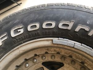 Old trans am tires