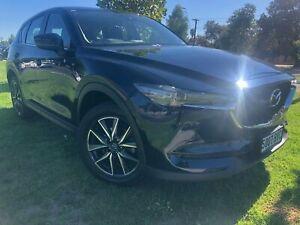 2018 Mazda CX-5 KF4WLA GT SKYACTIV-Drive i-ACTIV AWD Deep Crystal Blue 6 Speed Sports Automatic West Hindmarsh Charles Sturt Area Preview