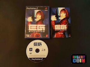 JUEGO-ENDGAME-PAL-UK-PLAYSTATION-2-PS2-PS3