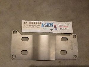 """Bikers Choice harley softail5 spd  1/2"""" offset plate"""