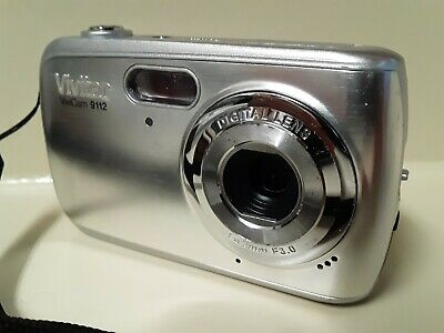 Vivitar 9112 9.1MP IR/UV Flash Full Spectrum Infrared Ghost Hunting Camera