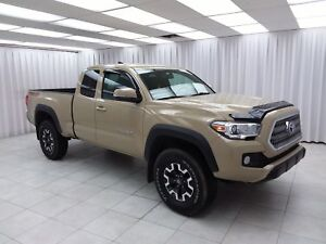 2016 Toyota Tacoma TRD 4x4 OFFROAD 4DR 4PASS ACCESS CAB w/ BLUET
