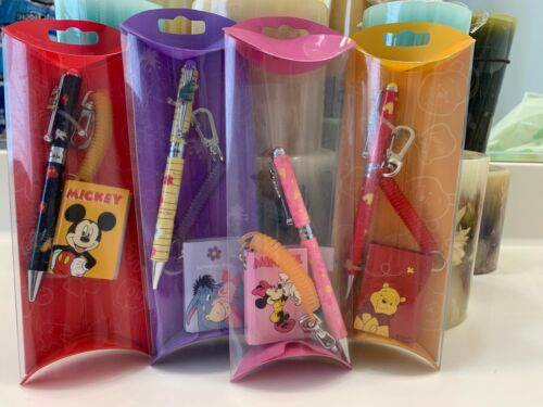Vintage Disneyland Executive Ballpoint Pen Rare VHTF (You Choose)
