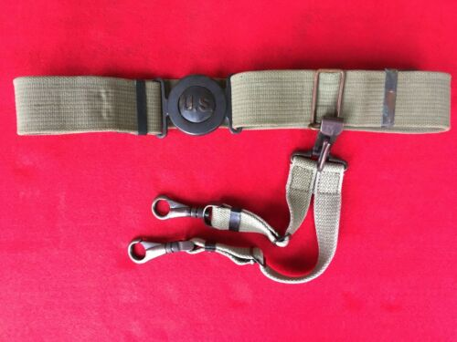 Mills M1910 Garrison Belt and Sword Hanger